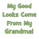 Good Looks From Grandma - Green