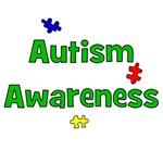 Autism Awareness (green)