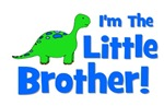 I'm The Little Brother! Dinosaur