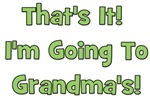 Going To Grandma's! Green