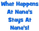 What Happens At Nana's Blue