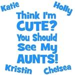 Think I'm Cute? AUNTS custom