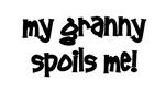 My Granny Spoils Me!  black