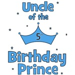 Uncle of the 5th Birthday Prince!