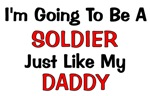 Solider Daddy Profession