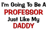 Professory Daddy Profession