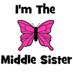I'm The Middle Sister (butterfly)