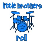 Little Brothers Roll DRUMS