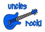 Uncles Rock! Blue Guitar