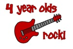4 year olds Rock!