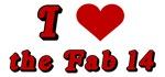 I <3 the Fab 14