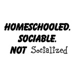 Homeschooled!