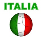 Italia World Cup T Shirt 4