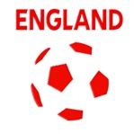 England Retro Football