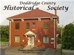 Doddridge County Historical Society