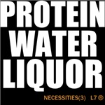 Protein Water Liquor
