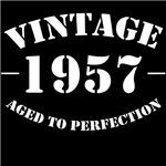 vintage 1957 birthday