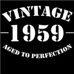 vintage 1959 birthday