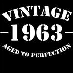 vintage 1963 birthday