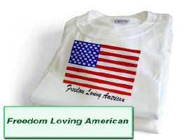 Freedom Loving American