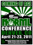 Norml National Conference 2011