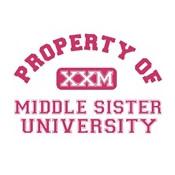 middle sister u