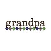 grandpa grunge t-shirt