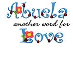 Abuela Love T-Shirt