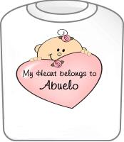 Heart Belongs To Abuelo