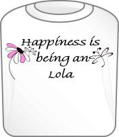Happiness Lola