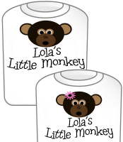 Lola's Little Monkey GIRL