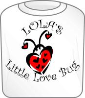 Lola's Love Bug Ladybug
