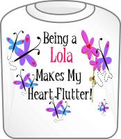 Lola Heart Flutter
