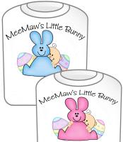 MeeMaw's Little Bunny GIRL