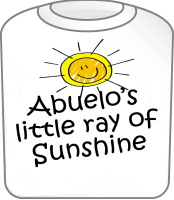 Abuelo's Sunshine T-Shirt