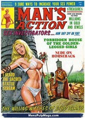 MAN'S ACTION, June 1969