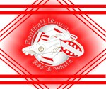 Red and White Soccer