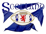 Scotland Rugby Designs