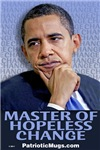 Master of Hopeless Change