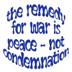 REMEDY FOR WAR