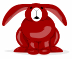 Red Bunny Rabbit