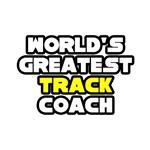 World's Greatest Track Coach