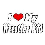 I Love My Wrestler Kid