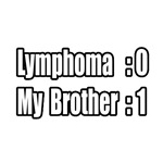 Lymphoma Survivor: My Brother