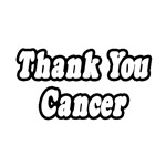 Thank You Cancer (Black)