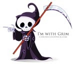 I'm with Grim