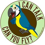 BGM - I Can Talk, Can You Fly?