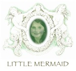 Little Mermaid - Portrait