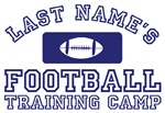 Last Name's Football Training Camp