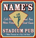 Personalized Stadium Pub